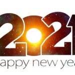 Gutes Neues Jahr 2021