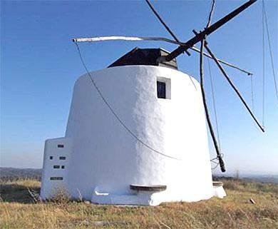 Algarve-Windmuehle