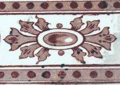 azulejo algarve braun