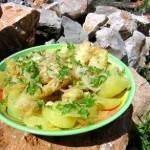 Bacalhau Rezept Algarve