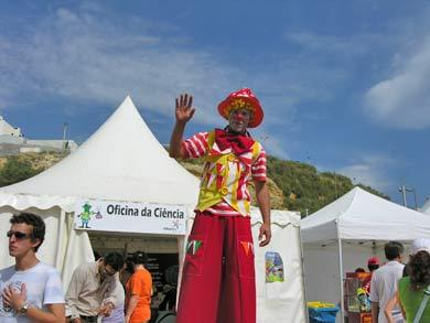 clown algarve