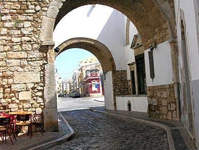 Faro Innenstadt