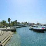 Faro Hafen