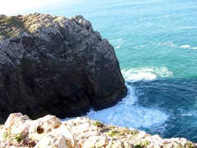 steilklippe algrave