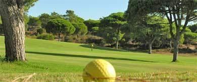 Golf spielen Algarve