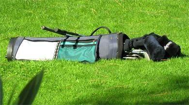 Golf Bag - Golf Tasche