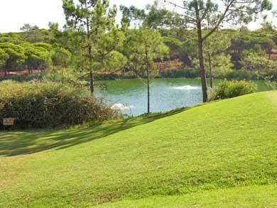Golfplatz See