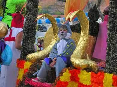 karneval umzug loule algrave