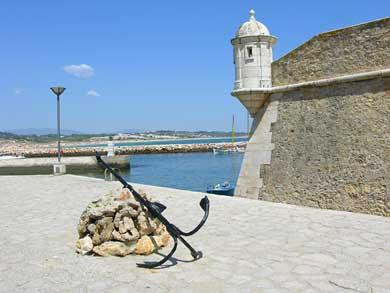 Hafen Algarve