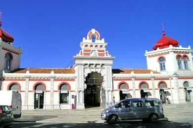 Loule Markthalle