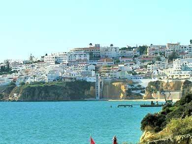 Haus mit Meersicht kaufen Algarve