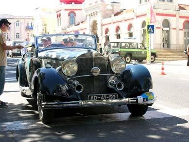 classic car algarve loule