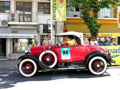 algearve classic car