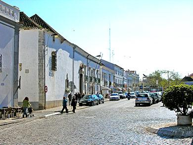 platz in tavira algarve