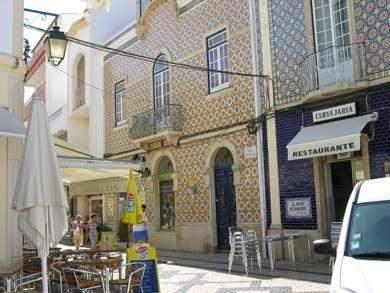 Portimao Altstadt