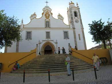 Portimao Kirche