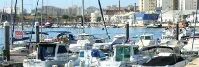 Portimao Hafen