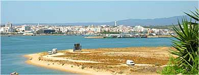 strand portimao