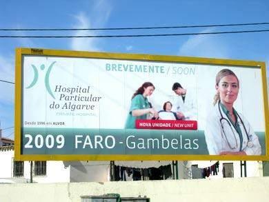 privat spital algarve