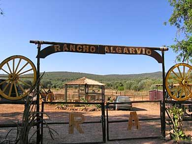 rancho algarve