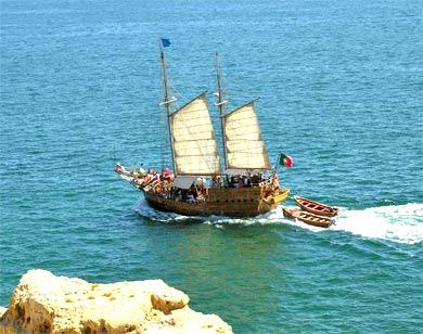algarve sea coast