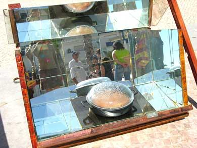 Solar Küche