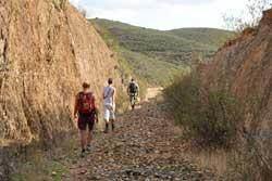 Wandern Algarve Alentejo