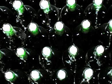 weinflaschen portugal algarve