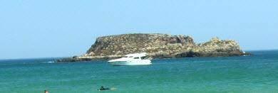 boat ride algarve