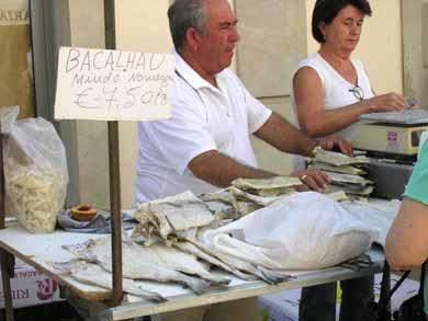 bacalhau markt