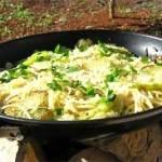 Chuchu Spaghetti