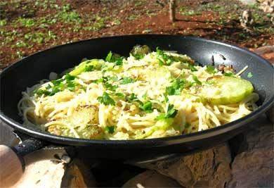 spaghetti chuchu algrave