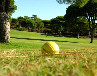 golf spilen algarve