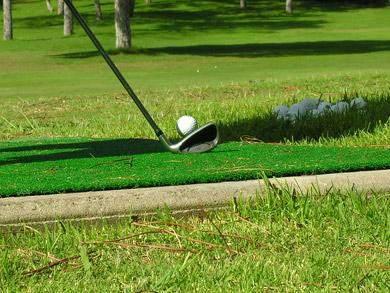 driving range algarve golf spielen