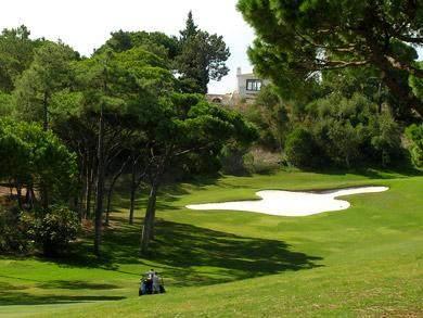 golf course algarve