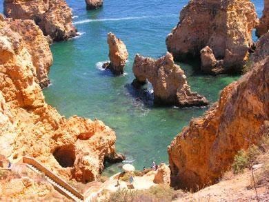 Lagos Algarve Praia