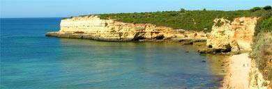 algarve praia rocha