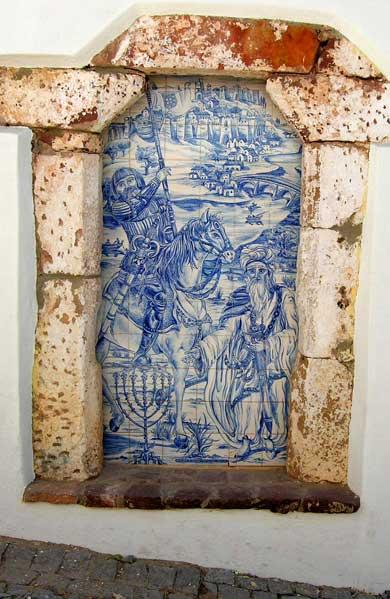azulejo in silves