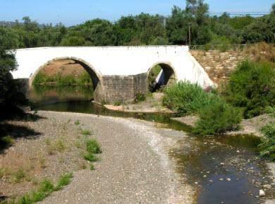 Ribeira de Algibre bei Tor