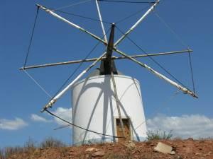 Mühle im Algrave