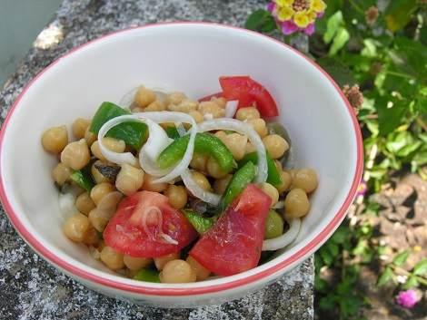 Salat-Kichererbsen (6)