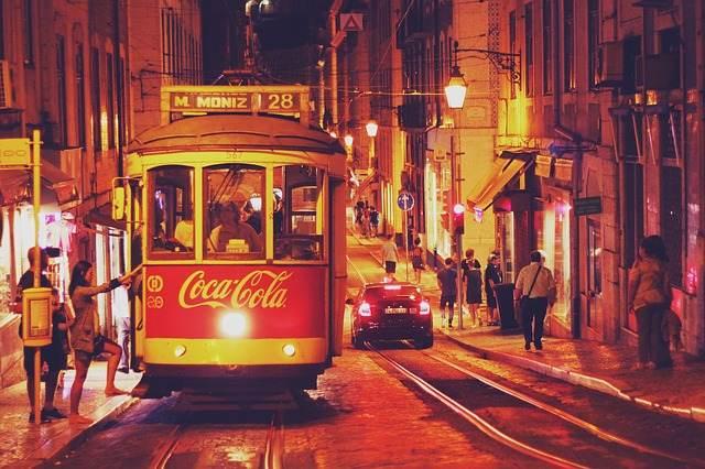 Lissabon Tram