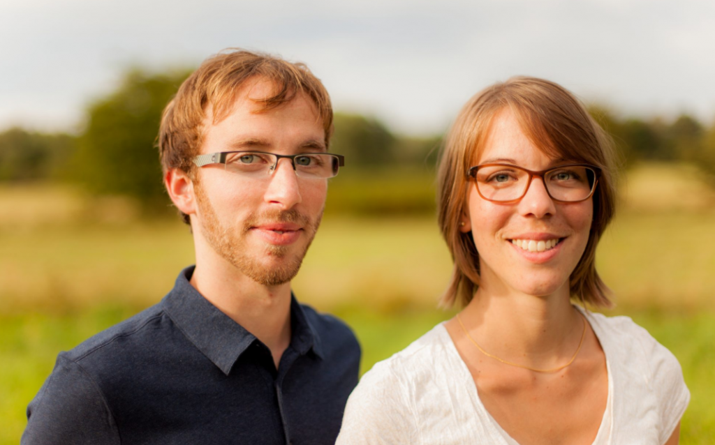 Mareike und David von sun & soul