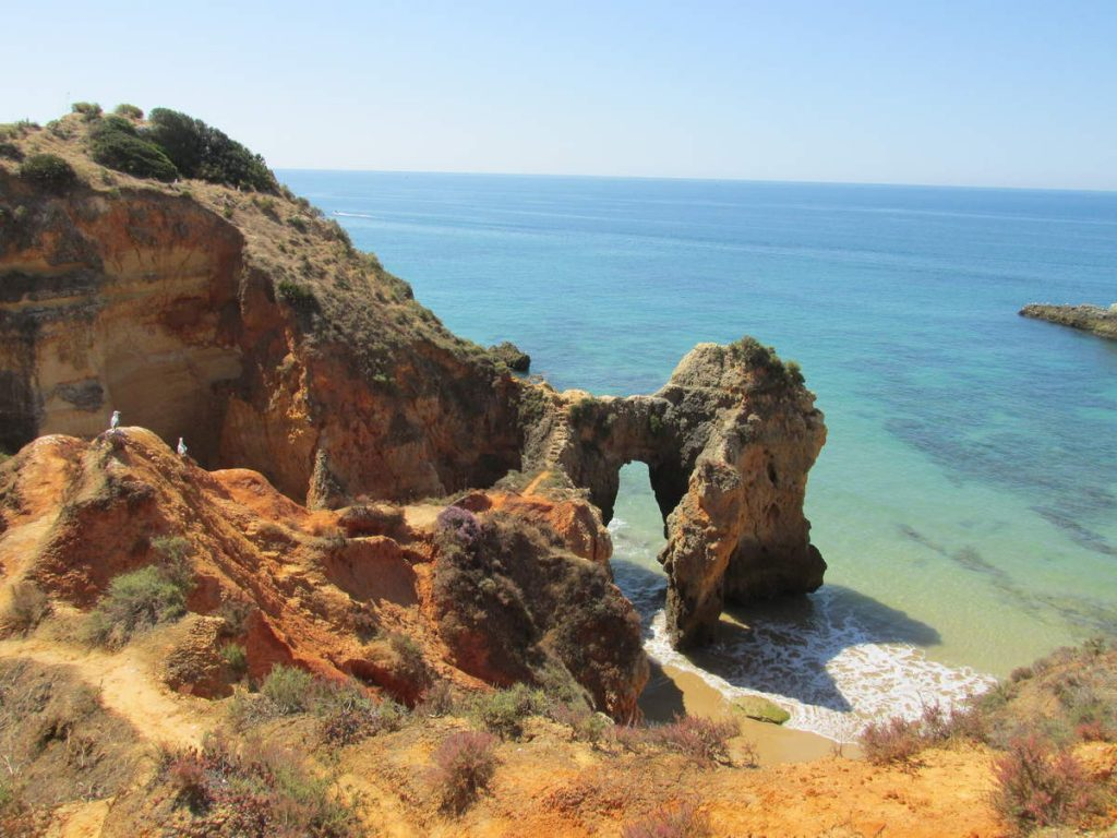 Wandern Algarve