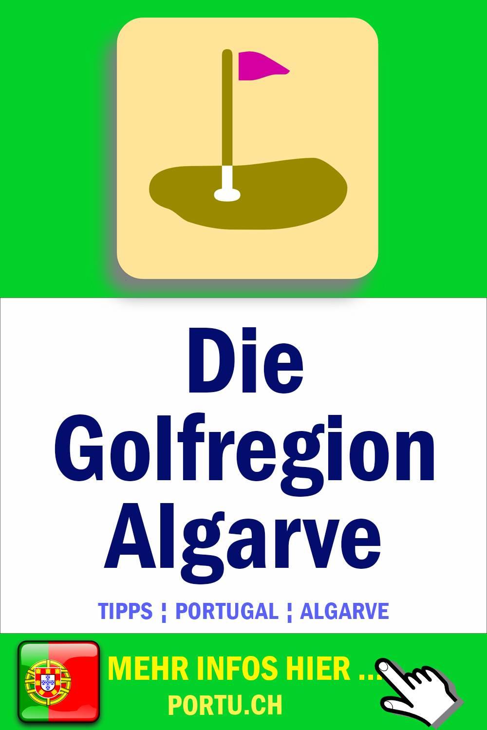Golf-Region-Algarve