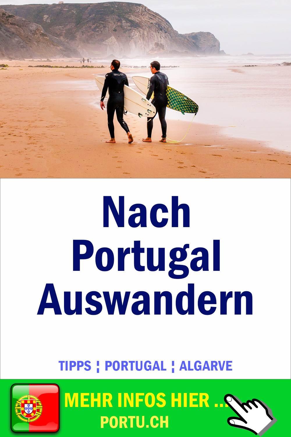 Nach-Portugal-Auswandern