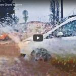 Schwere Regenfälle im Algarve
